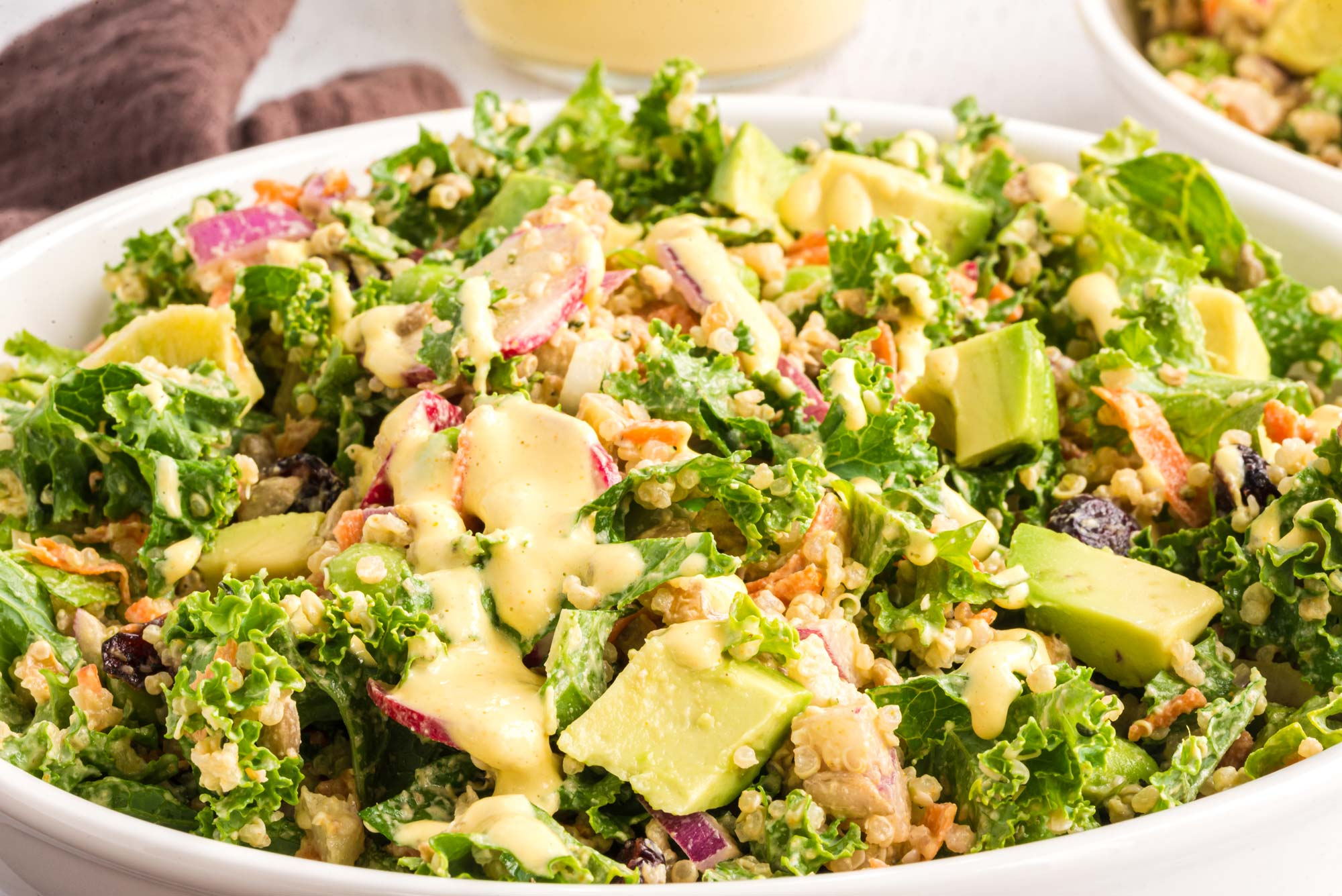 Osteoporosis diet: 12 ingredient superfood salad