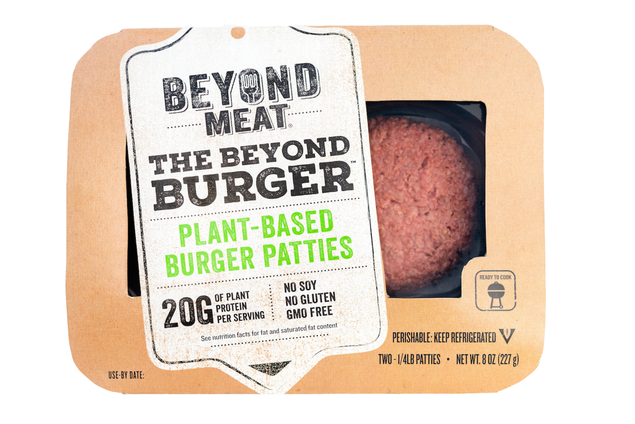 Plant-Based Meat Alternatives: Beyond Burger