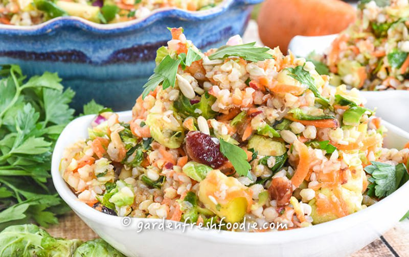 Harvest Buckwheat Salad