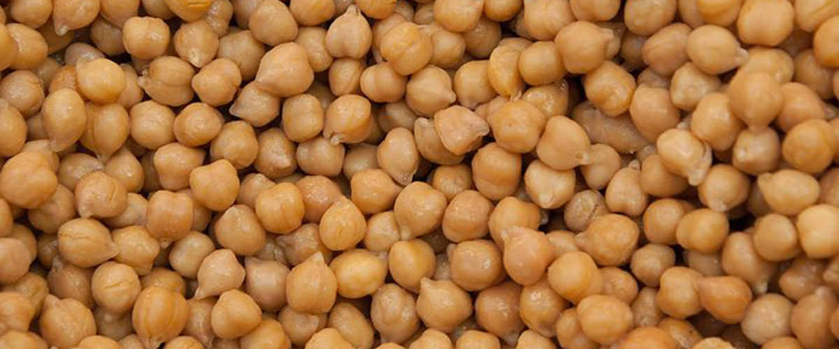 Chickpeas - stress fighting food