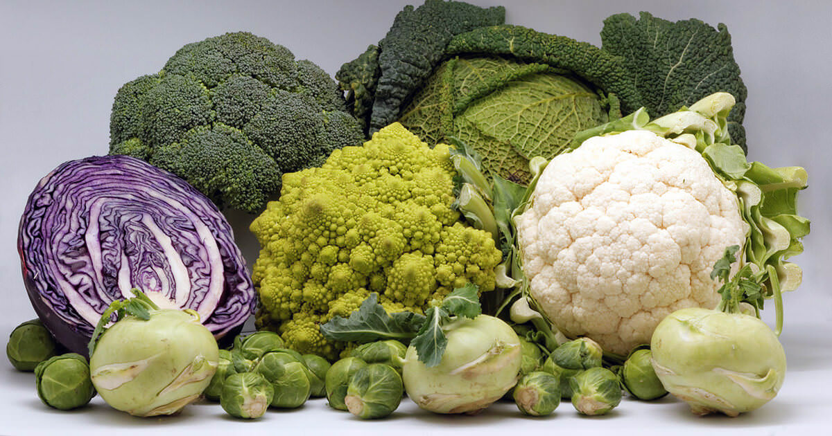 Cruciferous vegetables health benefits