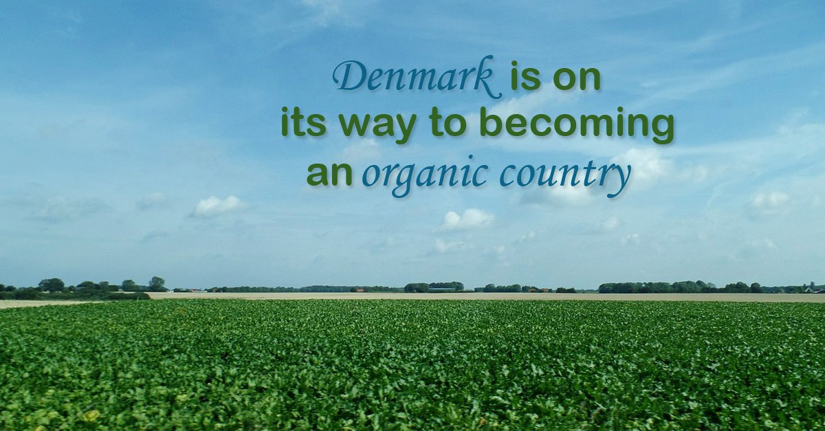 Denmark organic food