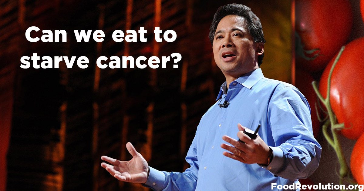 VIDEO: Can You Eat to Starve Cancer?