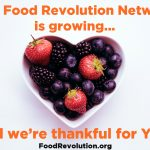 Giveaway to Celebrate Our Food Revolution Community!