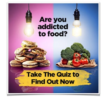 Food Freedom quiz to find out if you're addicted to food