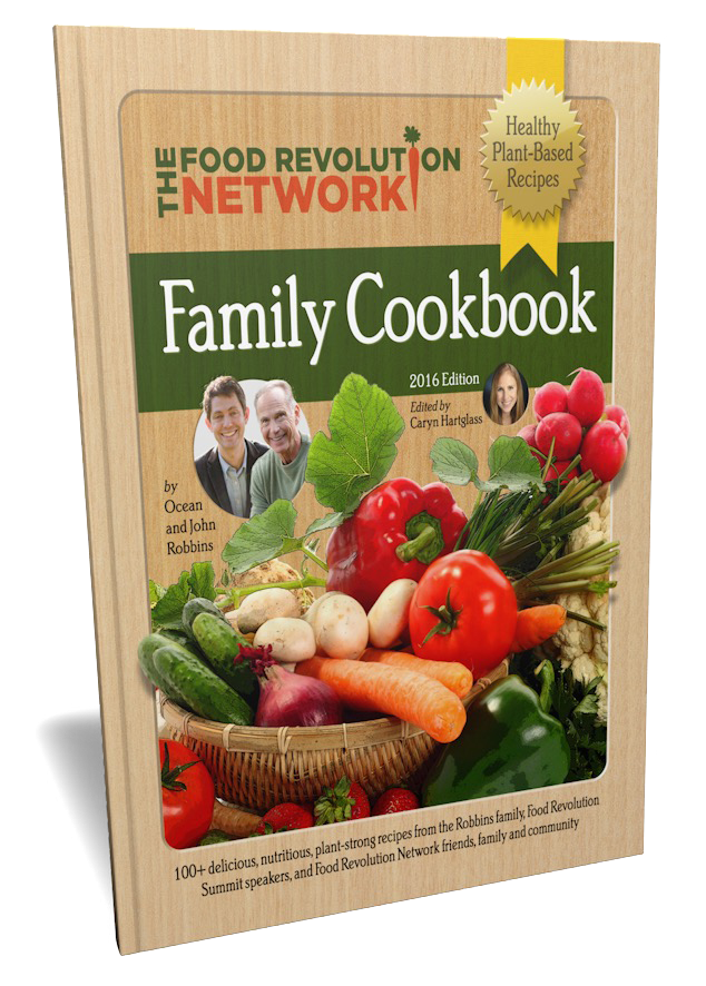 Food Revolution Family Cookbook