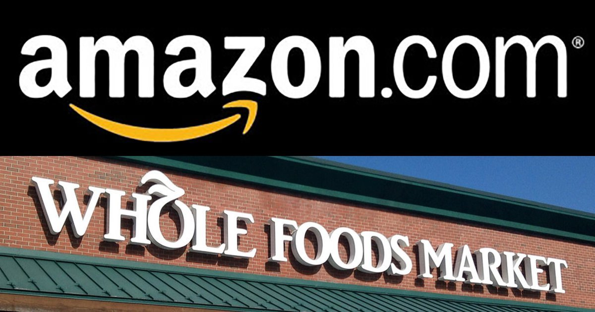 Future of food: Amazon merges with Whole Foods