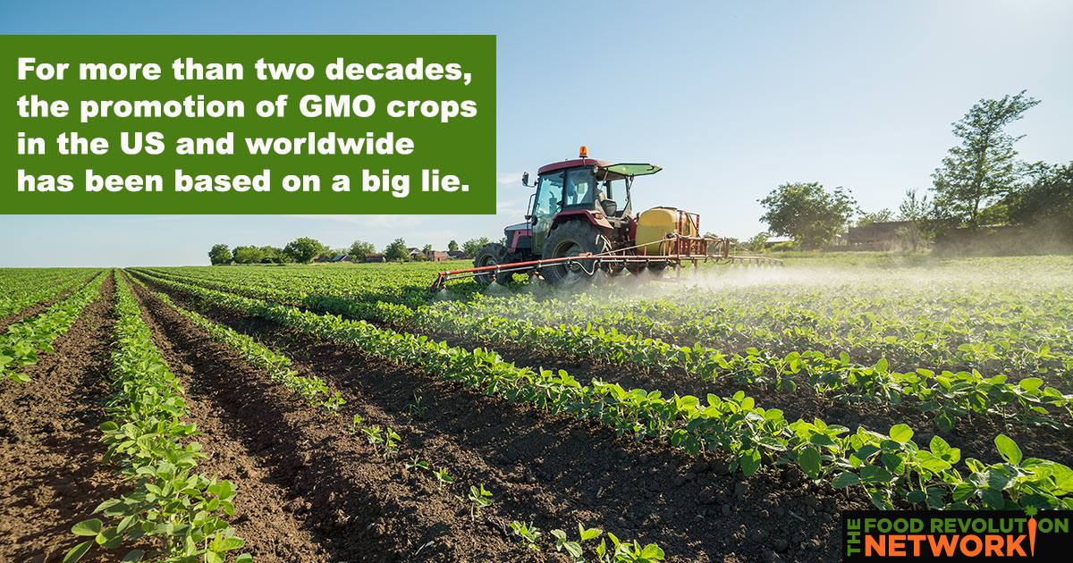 Truth about Monsanto and GMOs