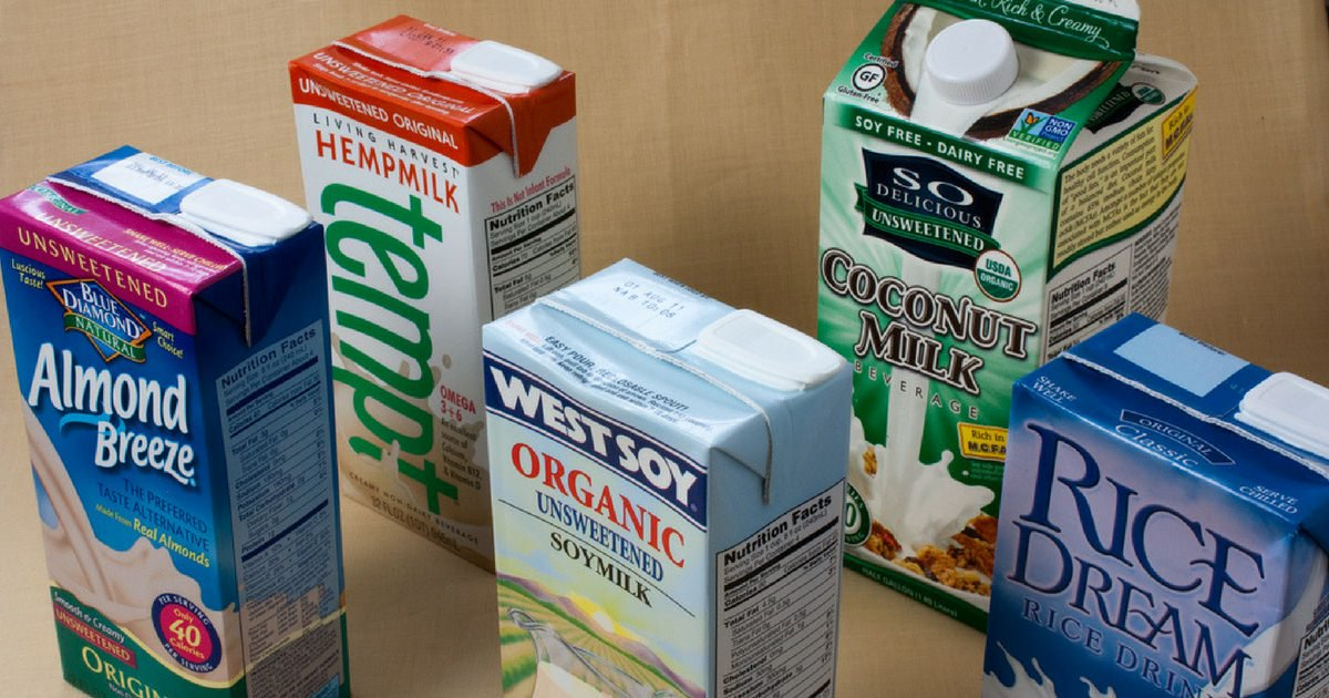 A Plant-Based Doctor's Thoughts on Choosing The Healthiest Plant-Based Milk