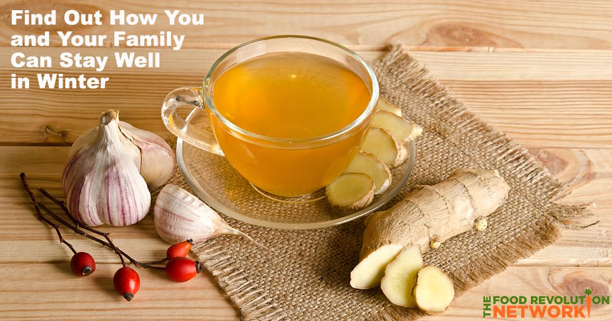 Home remedies to help you stay well in winter