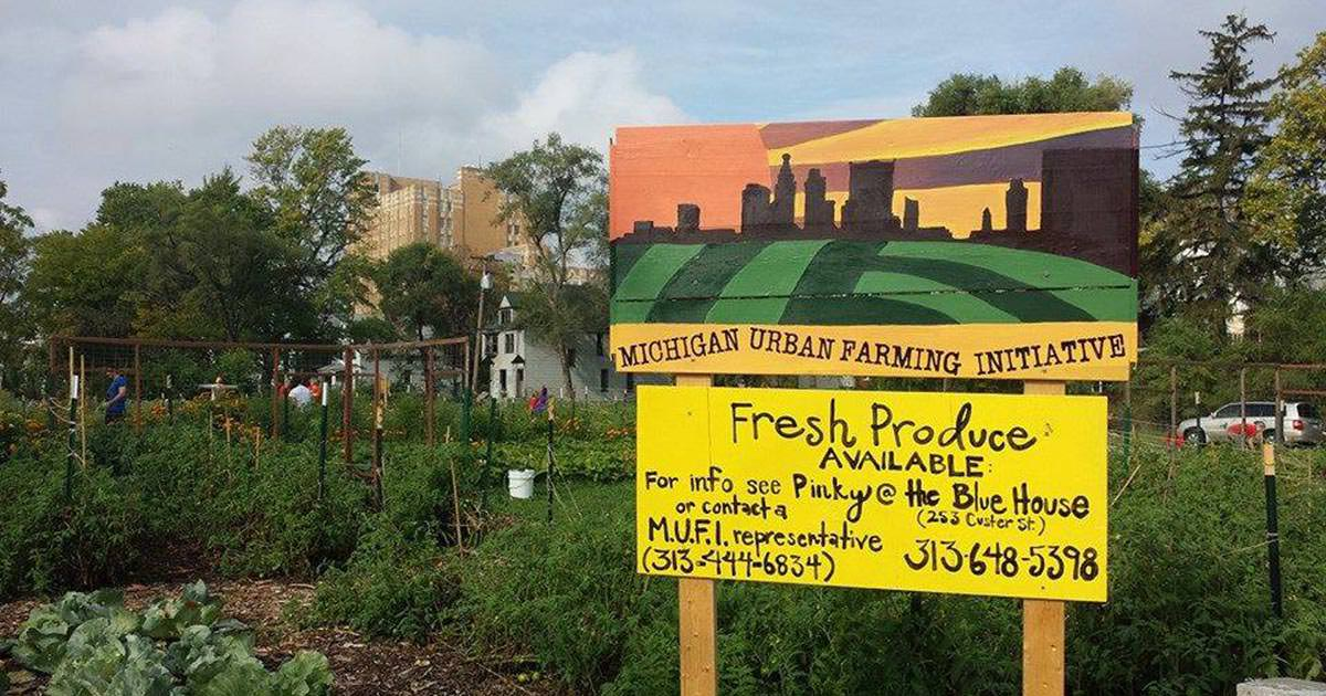 Michigan Urban Farming Iniative