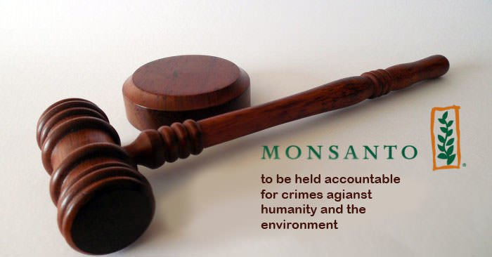 Monsanto Crimes Against Humanity and Environment