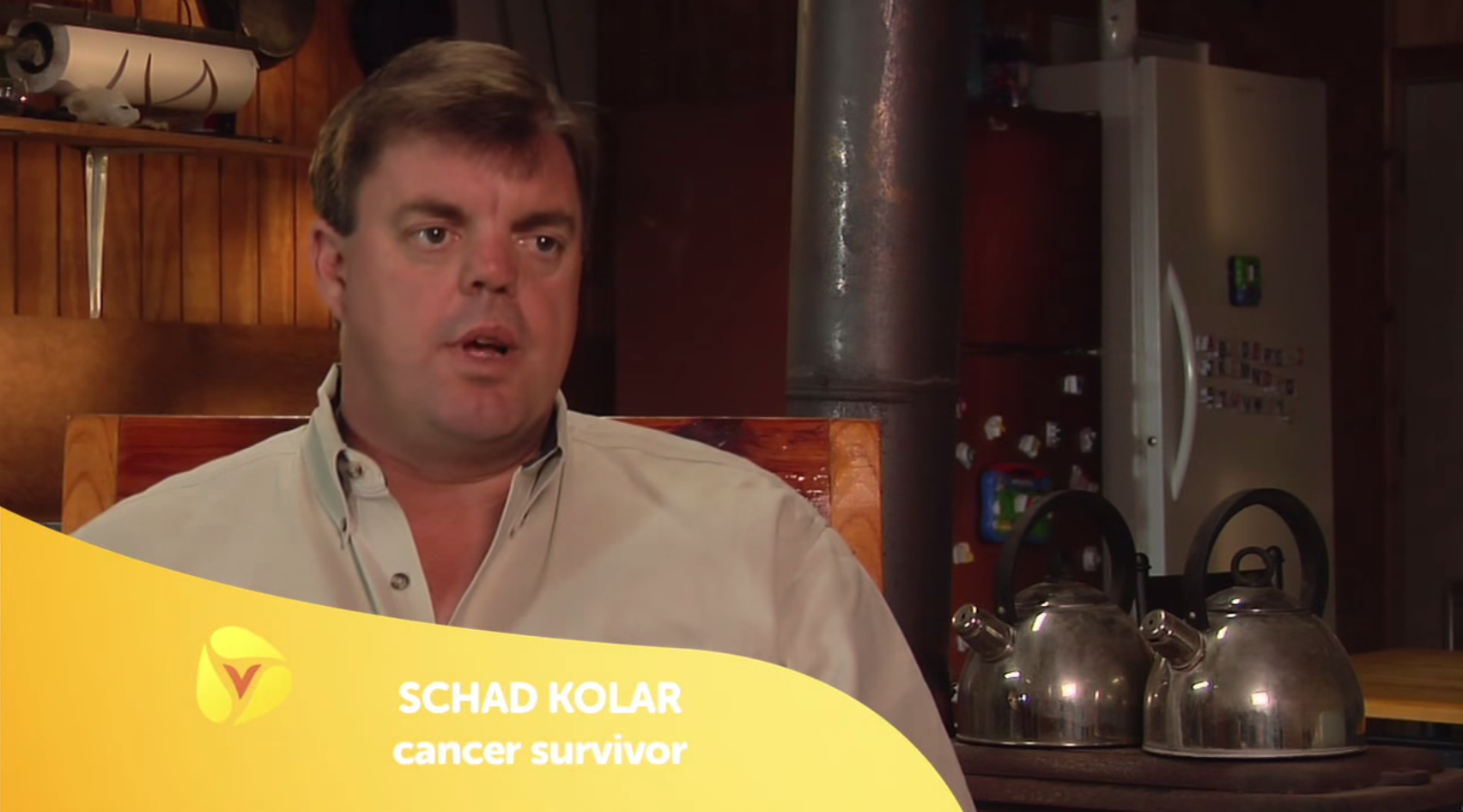 Man cures cancerous tumors with help of diet