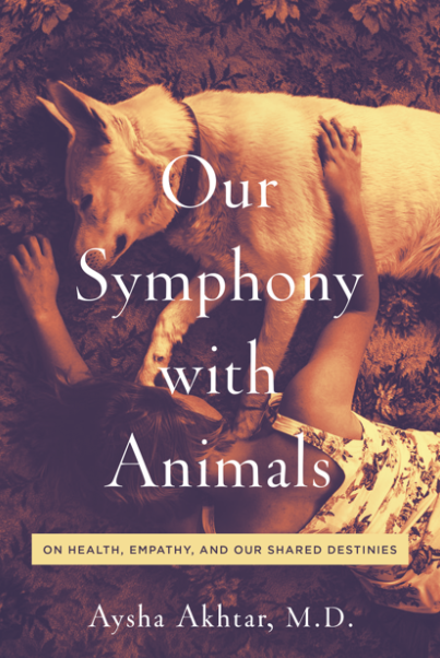 Our Symphony with Animals book cover