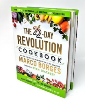 Best Plant-Based Cookbooks: The 22-Day Revolution Cookbook