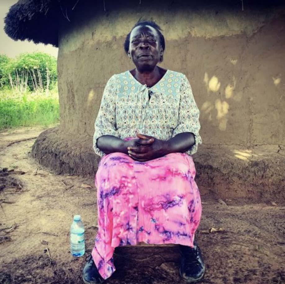 Vicky Lokwiya, Ugandan seed saver