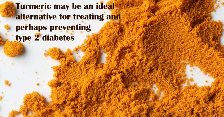 Turmeric Diabetes