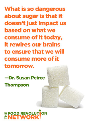 Quote about why sugar is so dangerous