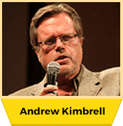 Andrew Kimbrell – The Truth About Genetically Engineered Food