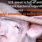 Voluntary Regulation of Antibiotics in Livestock Production is Not Working