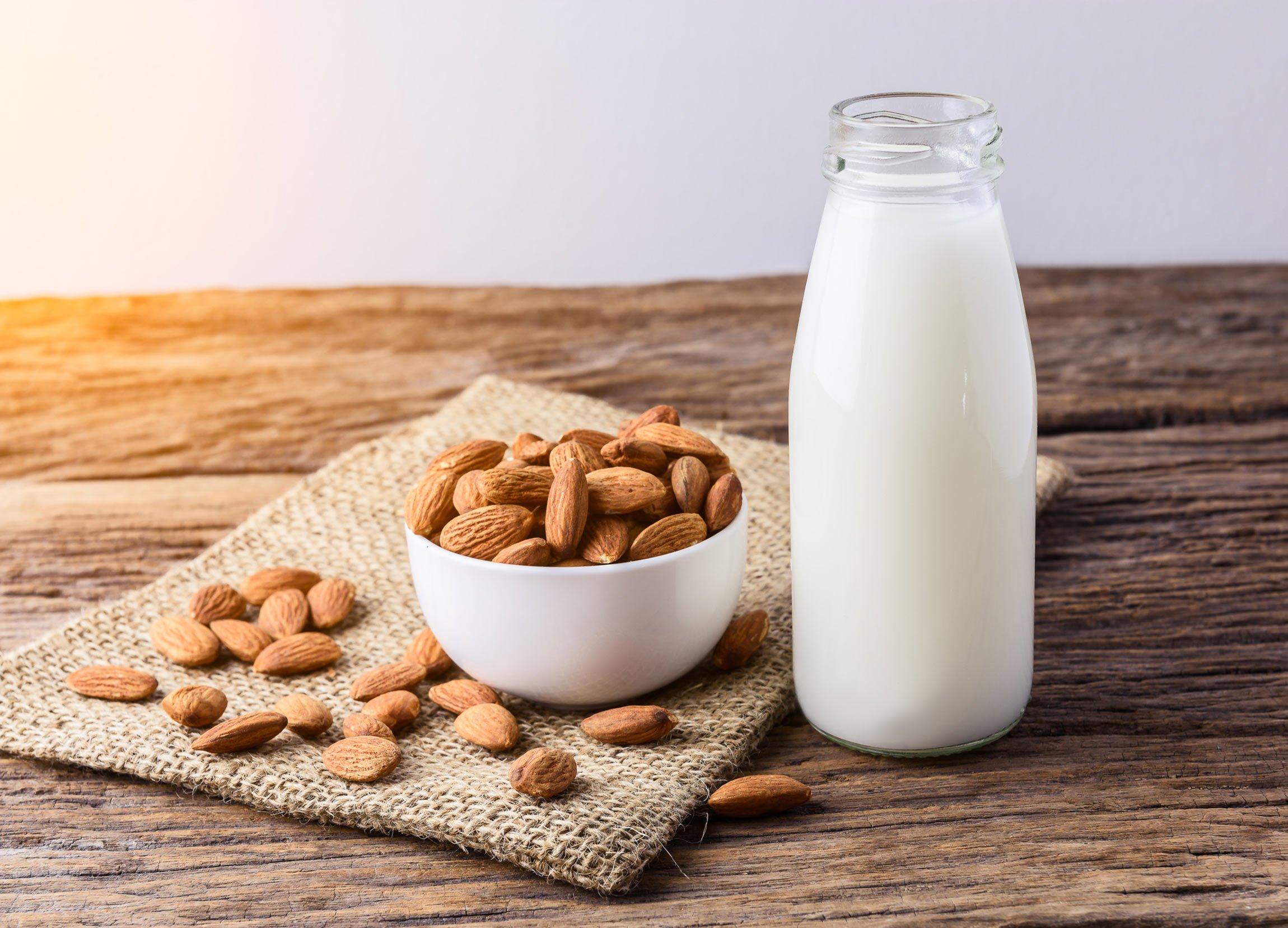 health benefits of almonds: type 2 diabetes