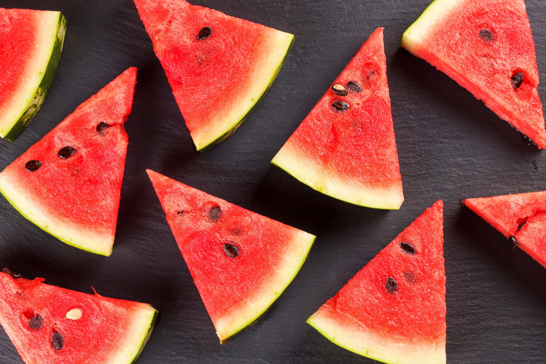 Foods for healthy skin: watermelon