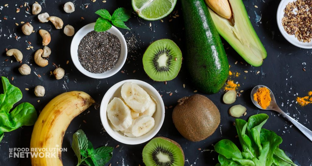 anti-inflammatory fruits, nuts, and spices