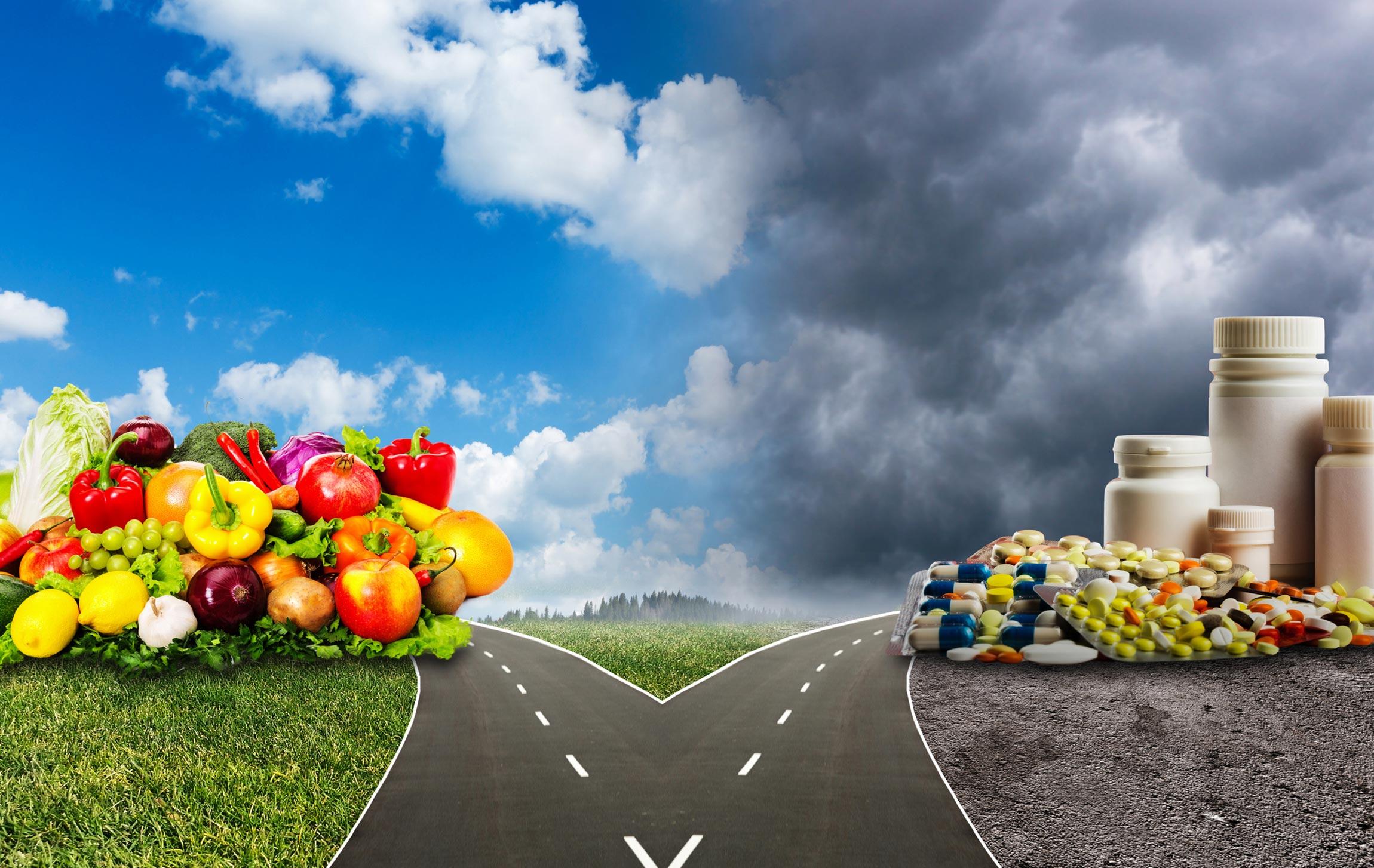 fruits and veggies vs supplements antioxidants