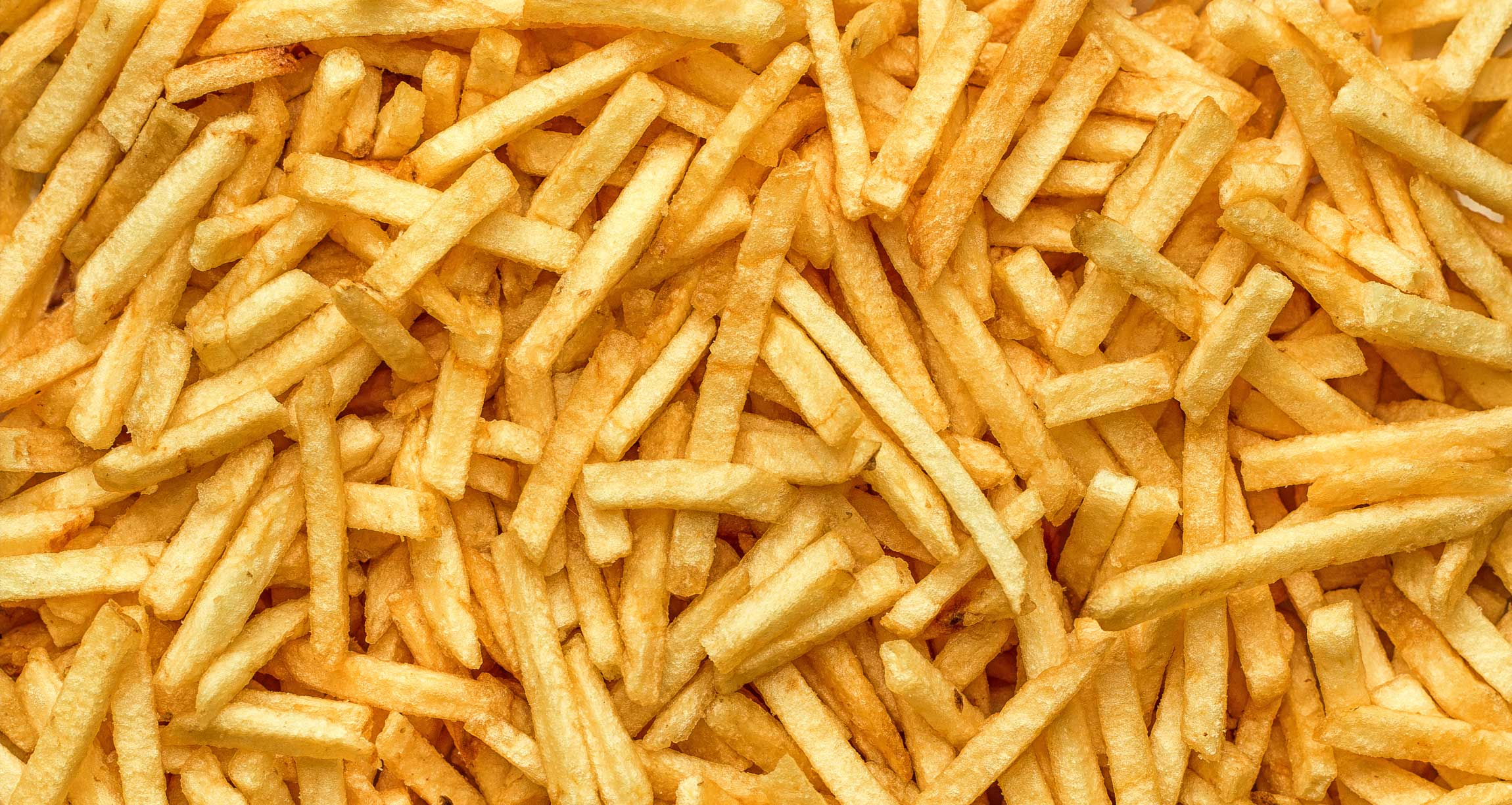 close-up image of french fries