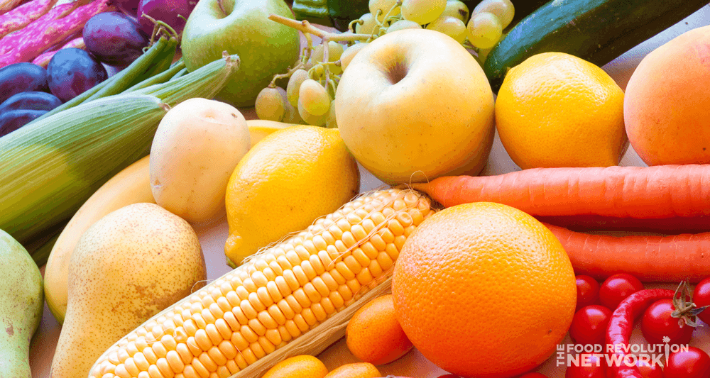 Eating The Rainbow: Why A Variety of Fruits and Vegetables Is Important