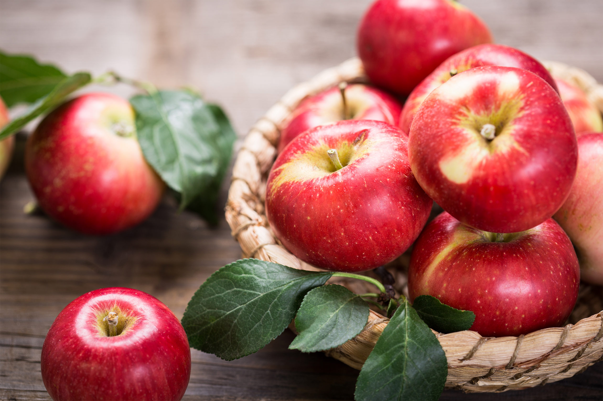 Fall fruits and vegetables: what's in season? Apples