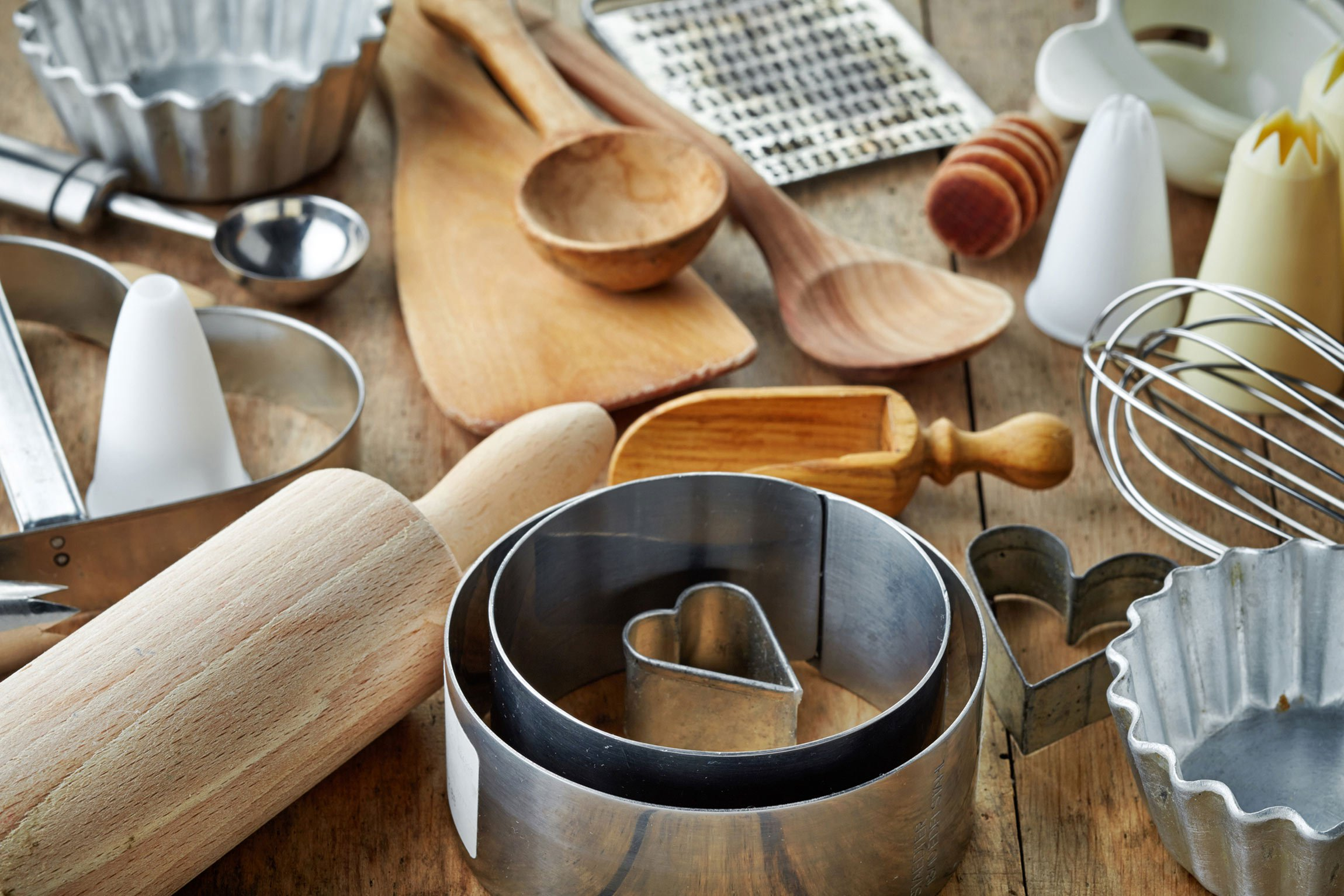 Baking and cooking tools