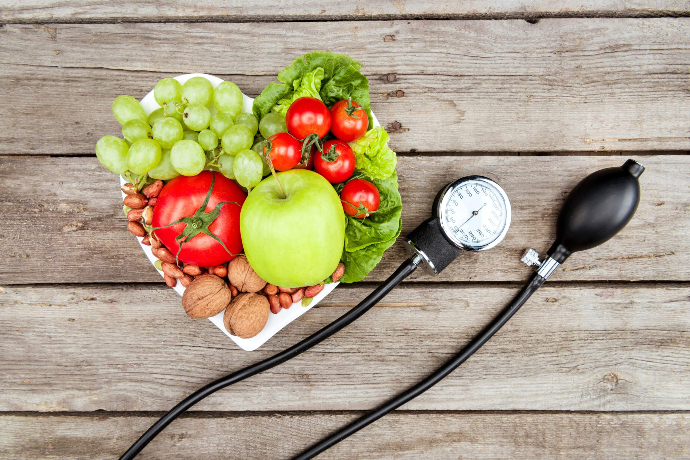food and blood pressure