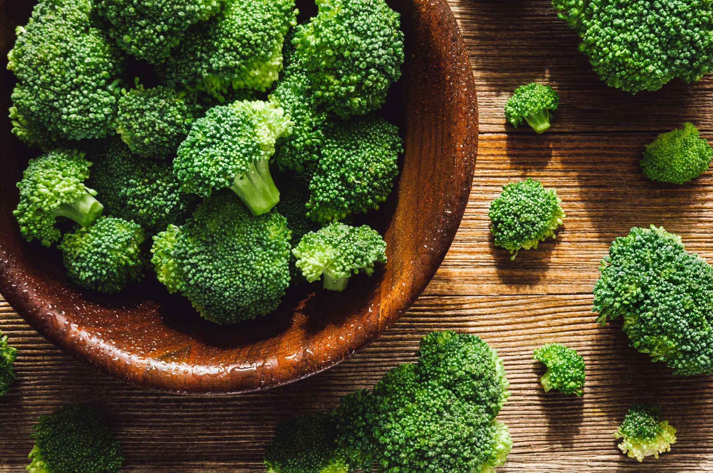 broccoli cruciferous veggie