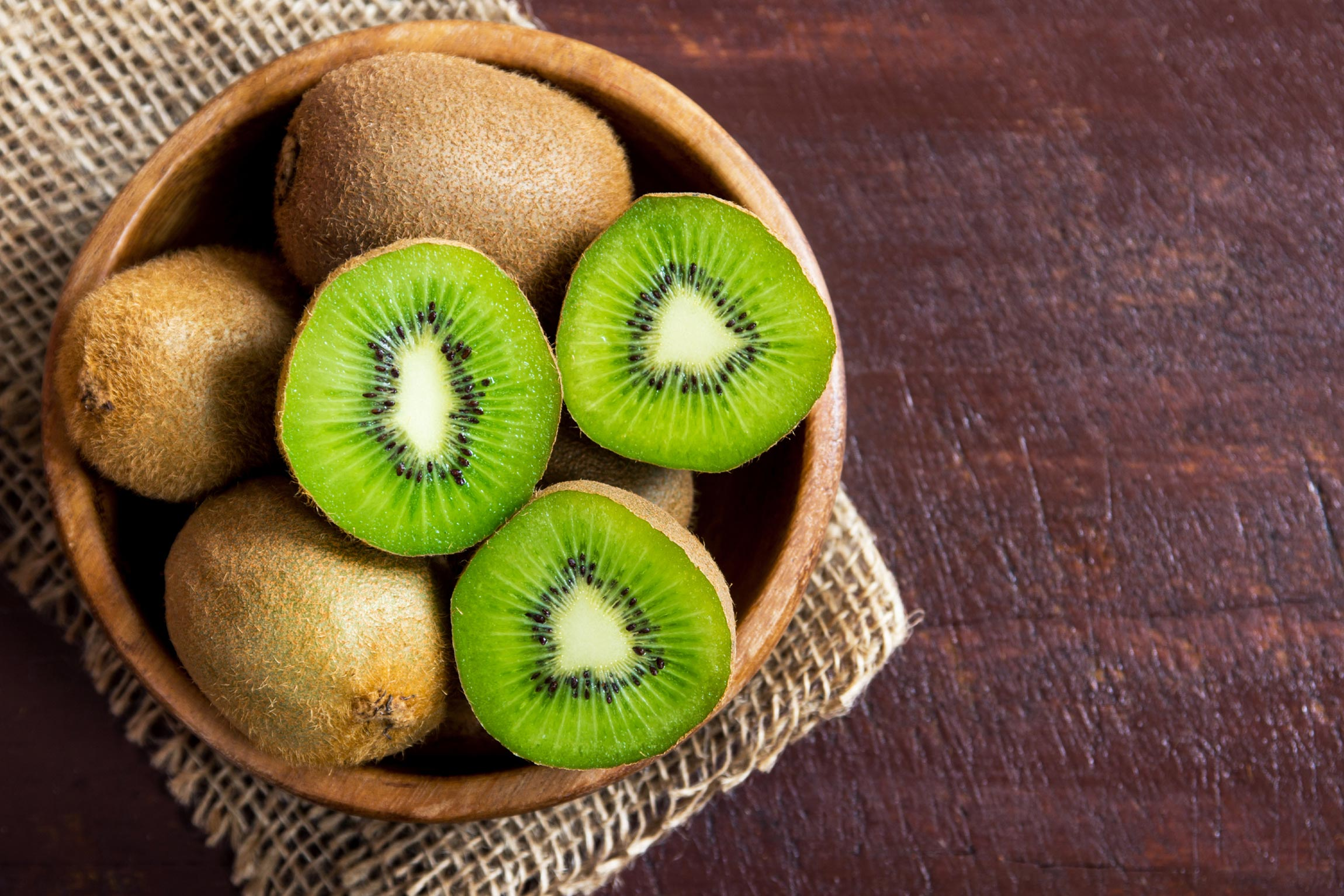 Diet for immunity: kiwis
