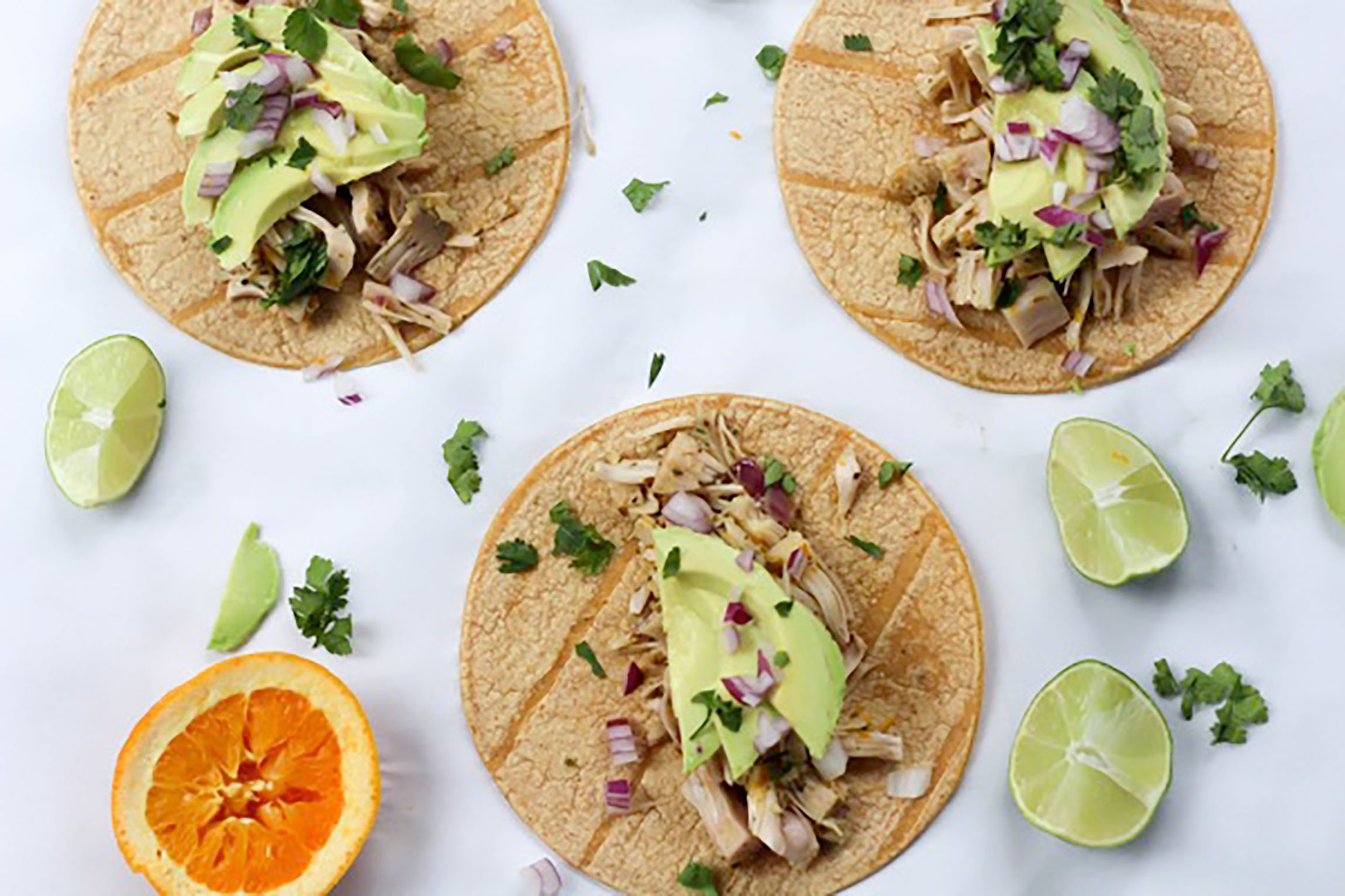 What is jackfruit? Learn how to cook jackfruit tacos with this recipe.