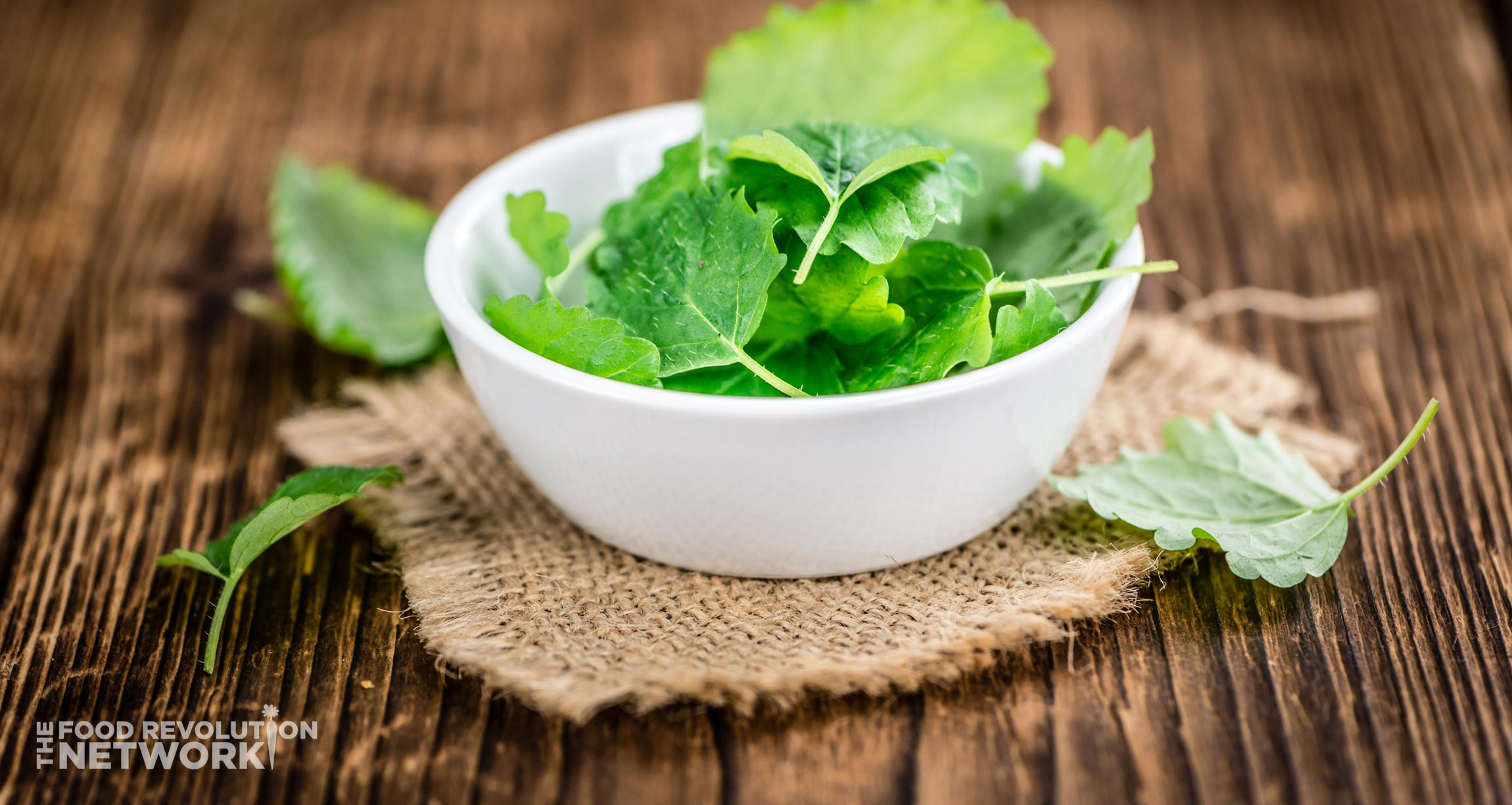 4 Powerful Herbs Proven to Reduce Stress - Food Revolution