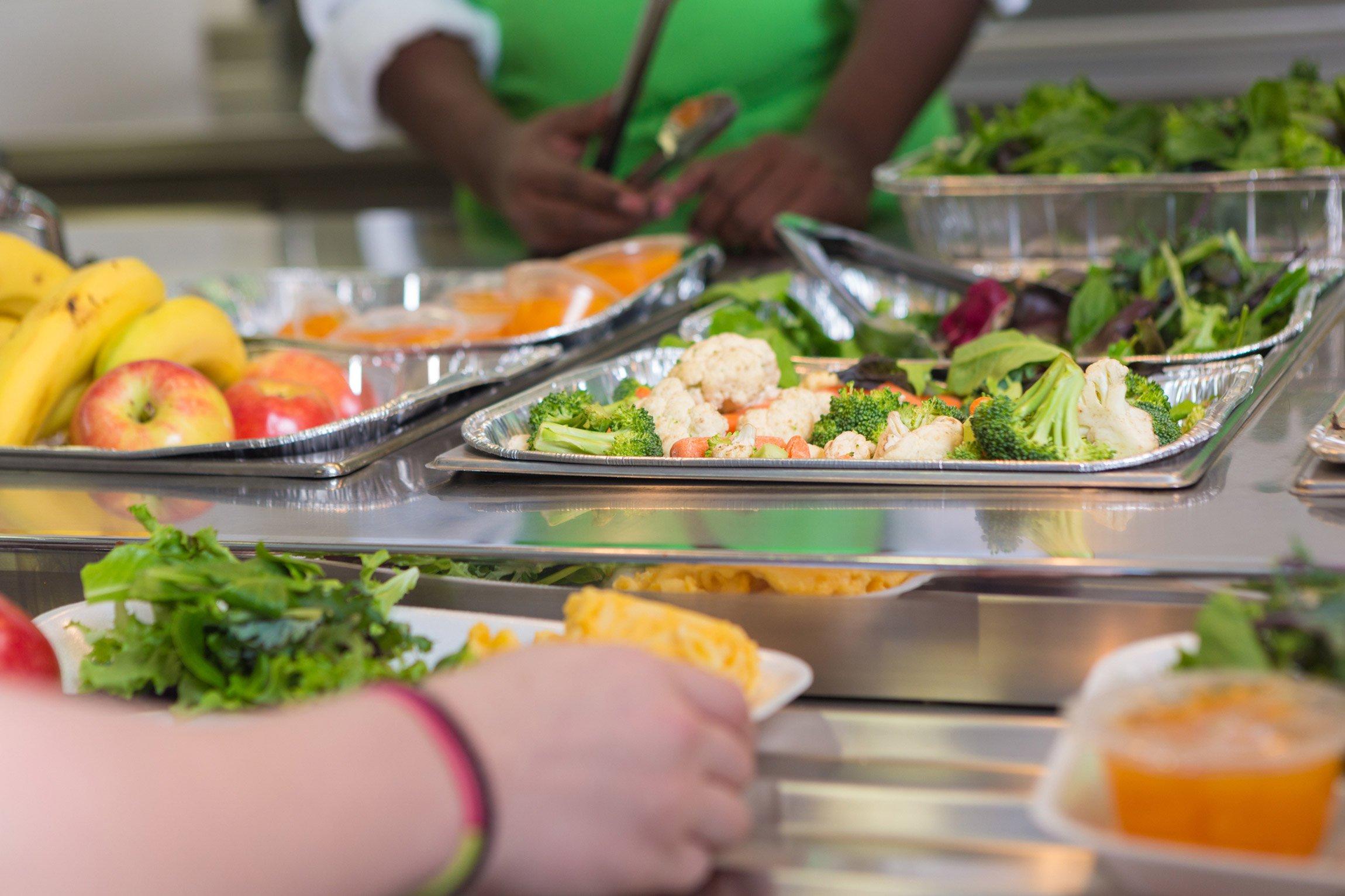 10 Ways School Lunch Is Improving (Plus Healthy School Lunch
