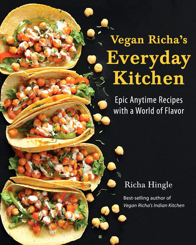 vegan richa's everyday kitchen cover