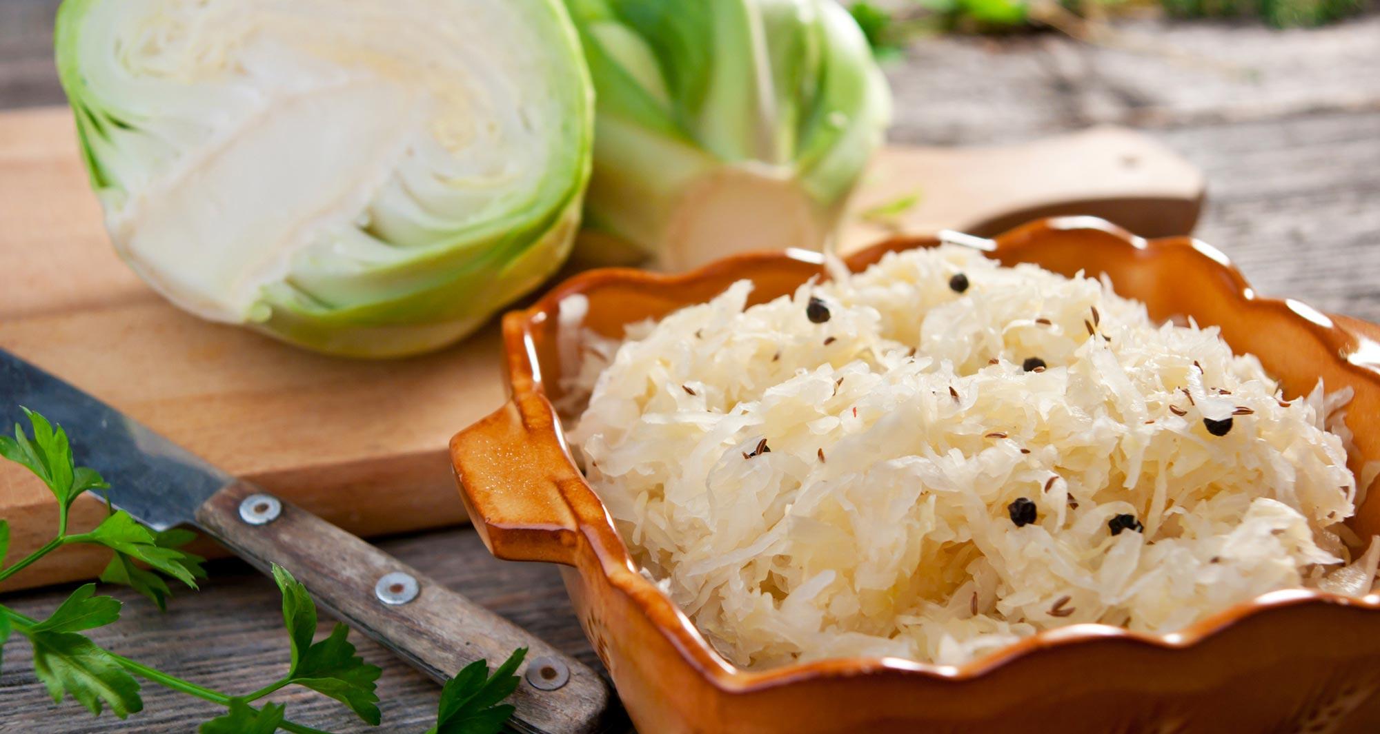 sauerkraut dish