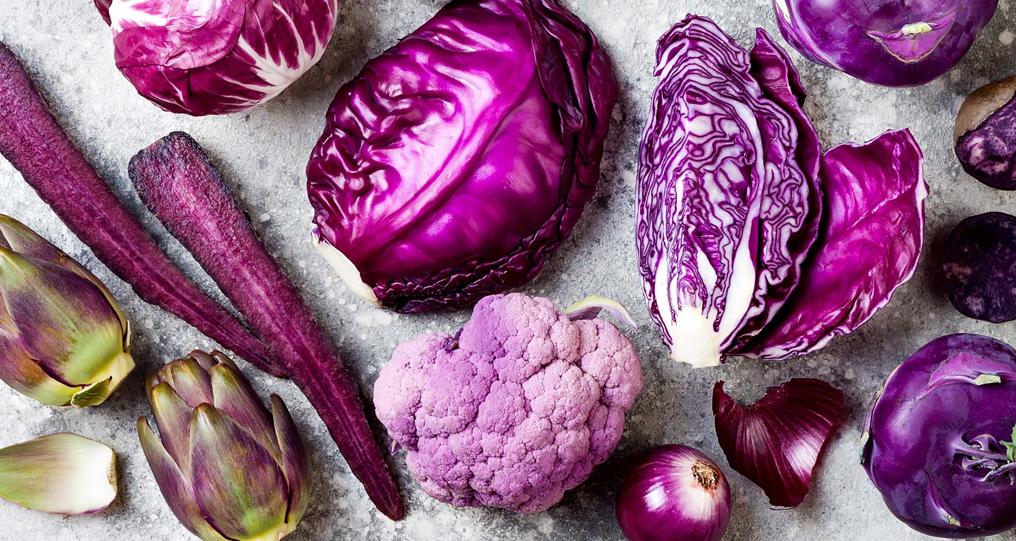 Purple Vegetables: Why You Should Eat These 10 Powerful Veggies
