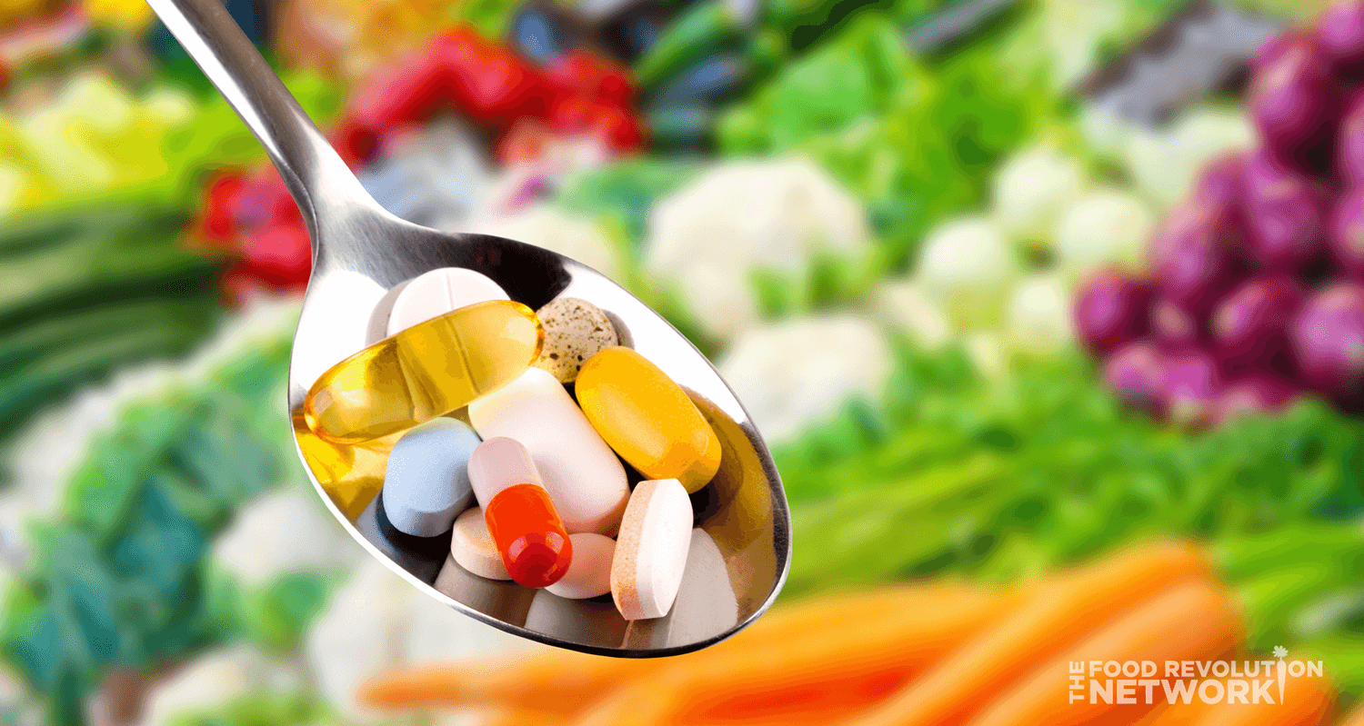 5 Supplements to Help Vegetarians and Vegans (and Everyone!) Thrive