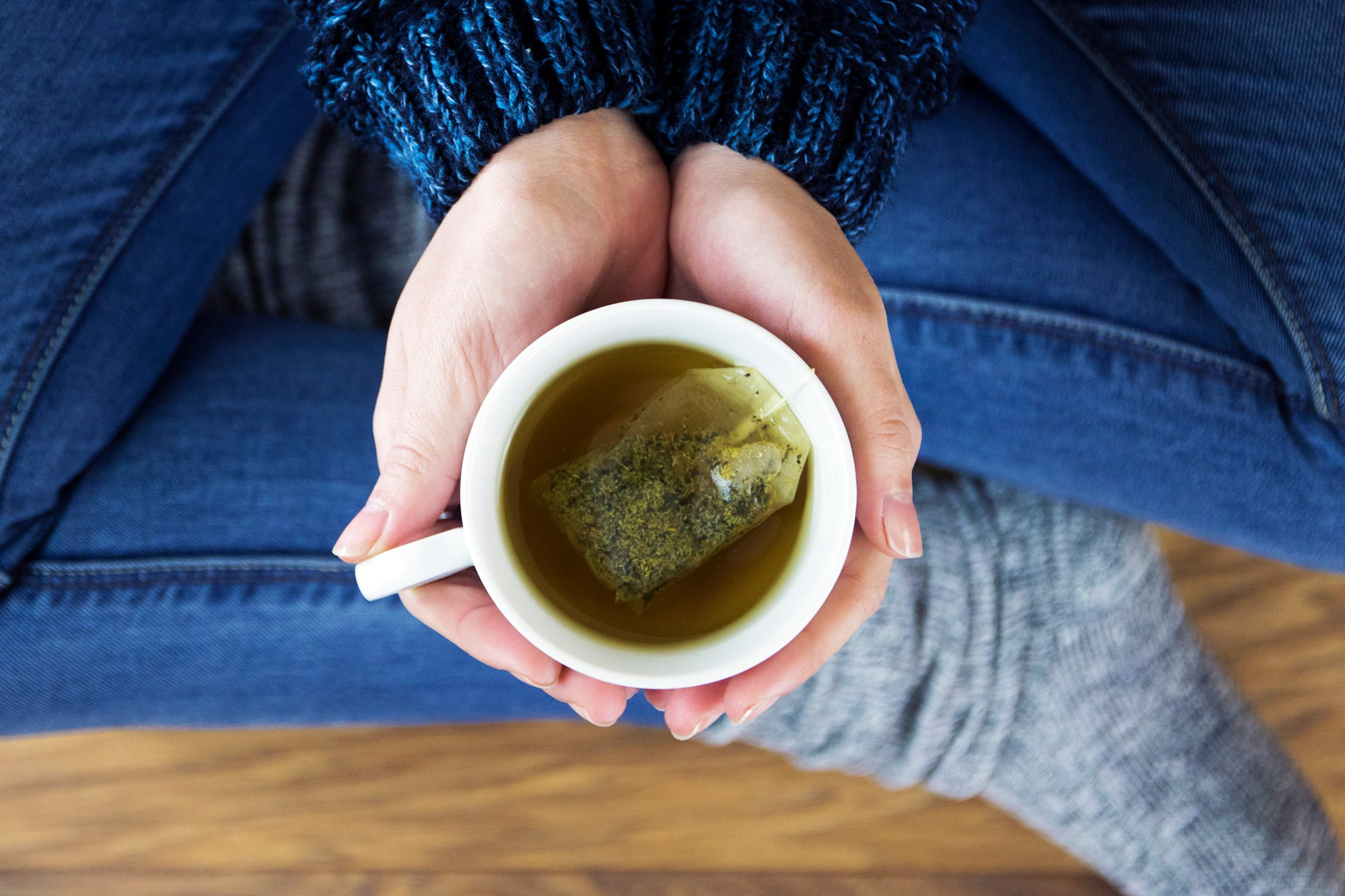 Mood-Boosting Foods: Green Tea