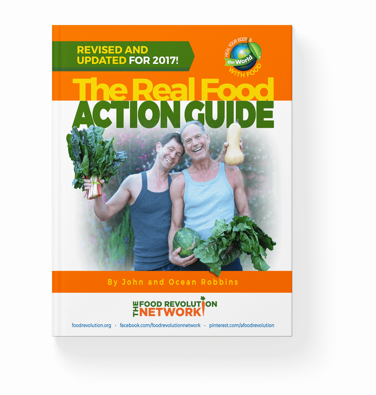 Real Food Action Guide cover