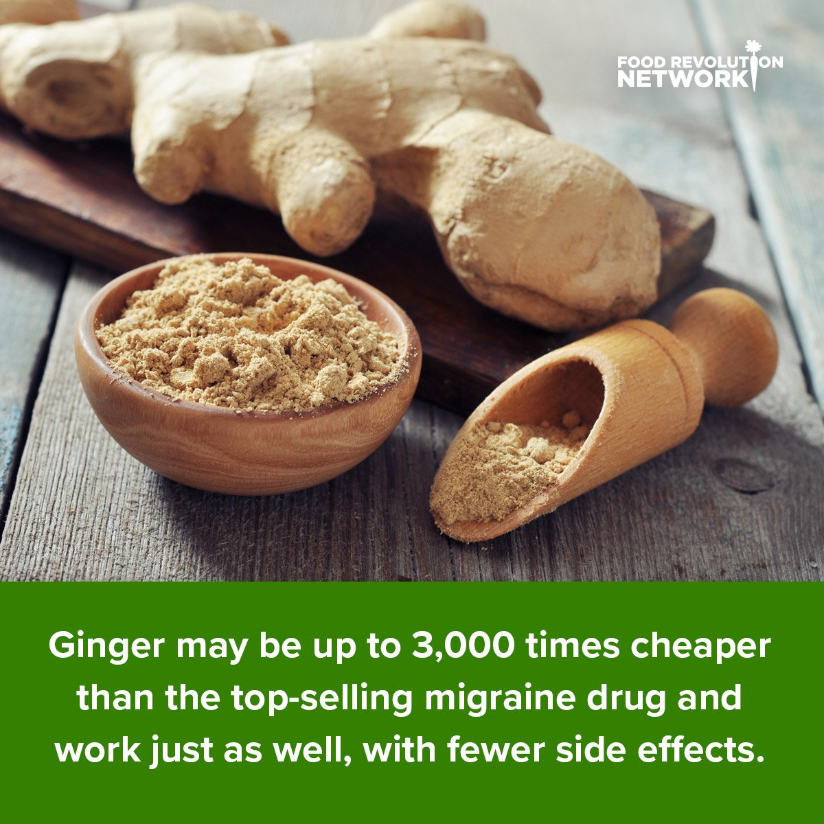 Ginger for Migraines: This Herb May Be More Powerful Than