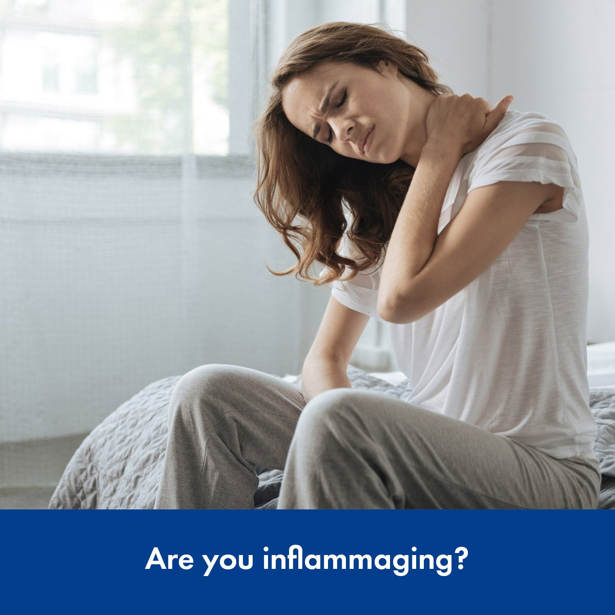 Are you inflammaging?