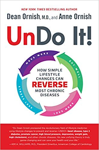 Must-Read Books on Food & Health: Undo It! by Dean Ornish, MD