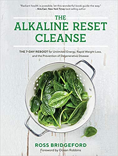 Must-Read Books on Food & Health: Alkaline Reset Cleanse by Ross Bridgeford