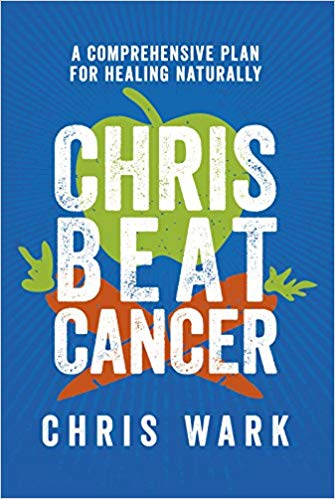 Chris Beat Cancer book cover