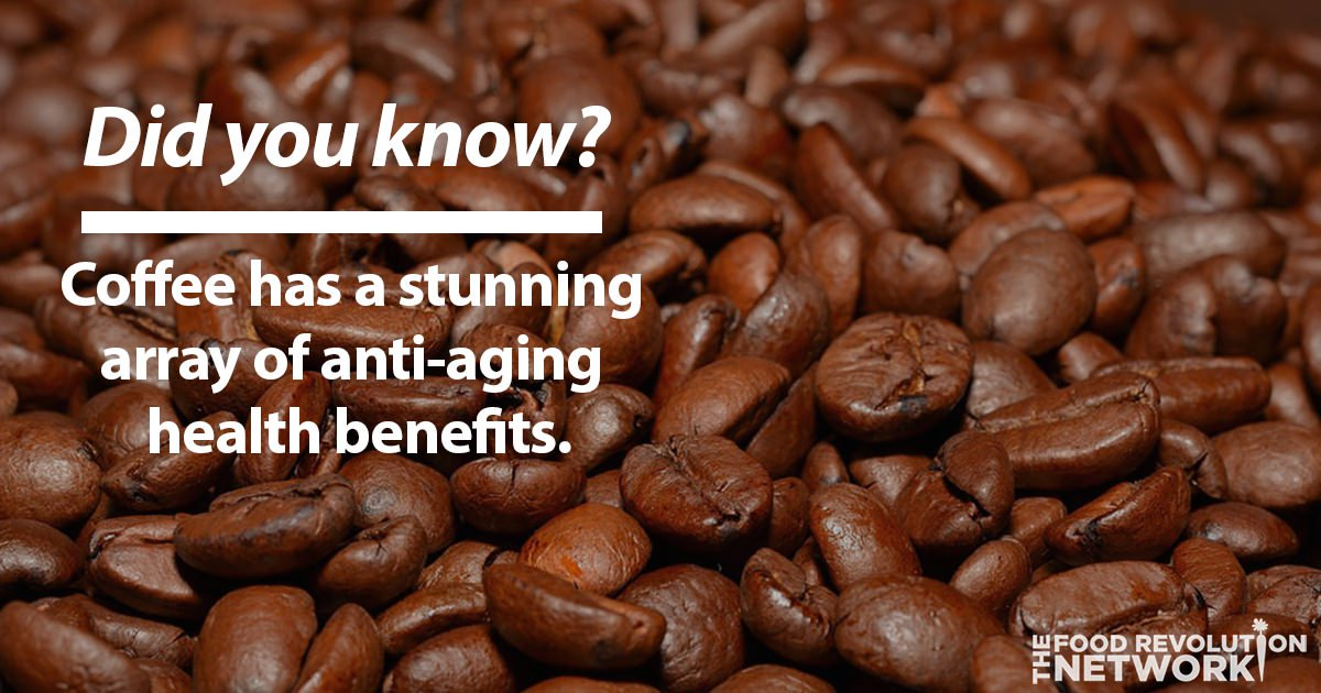 Unexpected Reasons Why Coffee May Be A Health Food
